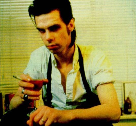 Babe, I'm On Fire Nick Cave and The Bad Seeds