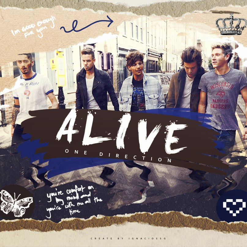 Alive One Direction