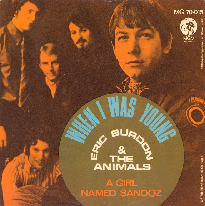 When I Was Young The Animals